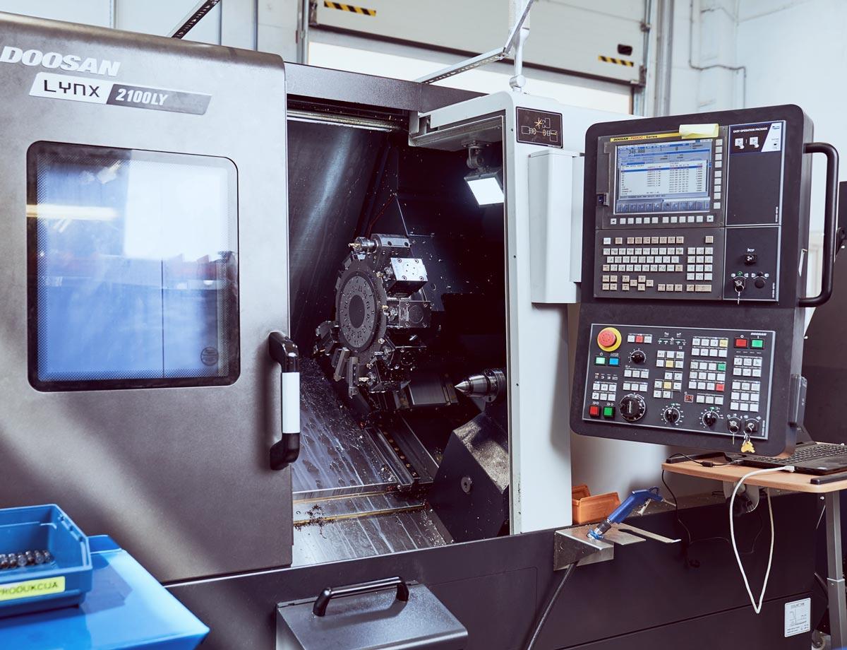 CNC Tekinimas